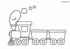 Malvorlage Zug Lokomotive Ausmalbilder Dflok Lokomotive