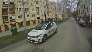 TomTom Maps Car Spotted In Szeged  YouTube