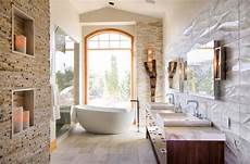 21 gorgeous contemporary bathrooms featured in mountain retreats