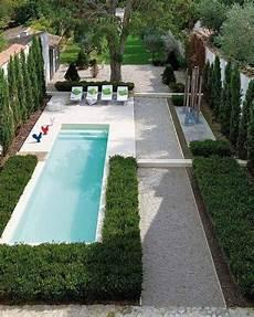 Kleiner Garten Modern - moderne gartengestaltung minimalistische linien formen