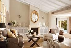 wohnzimmer gemütlich modern veranos irrepetibles en una casa en marbella