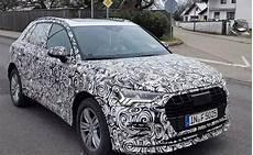 Audi Le Nouveau Q3 De Sortie