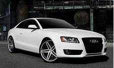 audi a5 20 zoll 2011 white audi a5 with gloss black machined and chrome