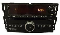 uu8 2006 06 2007 07 saturn vue radio dvd mp3 cd player