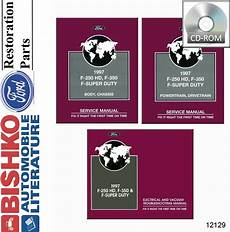 free service manuals online 1992 ford f150 free book repair manuals 1997 ford f250 hd f350 f super duty shop service repair manual cd ebay