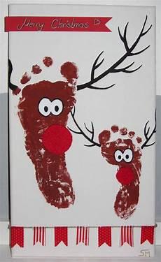 Weihnachtskarten Mit Den Kindern Basteln Bastelideen