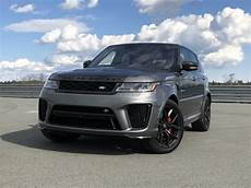 performance road and off 2018 range rover sport svr test