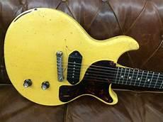 tv yellow les paul jr gibson les paul junior tv 1959 tv yellow guitar for sale