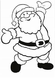 Malvorlage Weihnachtsmann Einfach Die 30 Besten Bilder Ausmalbilder Weihnachtsmann