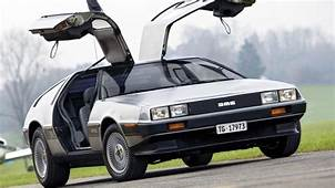 DeLorean Will Restart Production In 2017 News  Top Speed