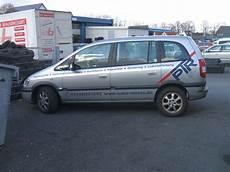 Opel Zafira Erdgas Benzin 795814