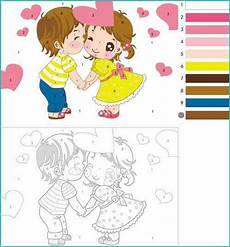 Malen Nach Zahlen Malvorlagen Jungen Free Paint By Numbers Templates For Adults About