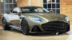 Aston Martin Bond 2020 - 2019 aston martin dbs superleggera gets bond special