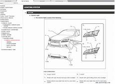 online service manuals 1997 lexus gs spare parts catalogs lexus ls460 repair manual 09 2015 download