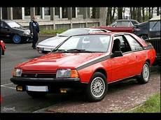 Renault Fuego Turbo Essence De 1983
