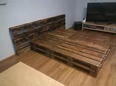 Europaletten Bett 160x200 - luxus paletten bett in karlovy vary betten kaufen und