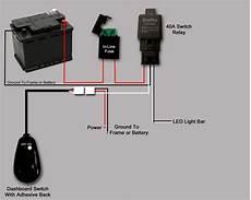 4x4 led light bar wiring diagram wiring led lightbar help a newbie patrol 4x4 nissan patrol