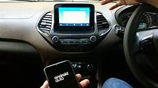 Ford Sync 3 Android Auto On Freestyle And Ecosport Fully