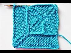 zehn maschen stricken 10 stitch blanket elizzza шаблоны для