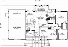 theplancollection com house plans handicap accessible 138 1238 floor plan main level from