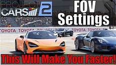 Project Cars 2 Correct Fov Settings Will Make You Faster