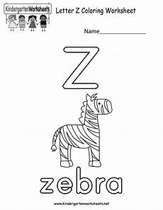 preschool worksheets letter z 24263 this is a letter z coloring worksheet for preschoolers or kindergarteners this would color
