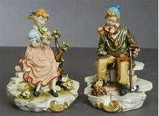 ladario porcellana di capodimonte capodimonte porcelain collection of 4 seasons ebay