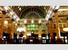 Dining at the Grand Concourse in Pittsburgh   YouTube