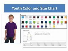 Comfort Colors Tank Size Chart Custom Screen Print Short Sleeve T Shirts Port Amp Company