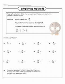 fraction worksheets simplest form 4104 a bingo for simplest form fraction practice to find equivalent fractions as well