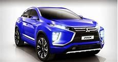 mitsubishi motors to globally unveil 2020 asx compact suv