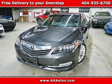 2014 acura rlx fwd with advance package for sale in
