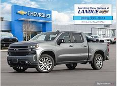 New 2020 Chevrolet Silverado 1500 RST   [PRICE]   Lanoue