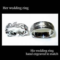 lord of the ring elvish rings wedding ring wedding