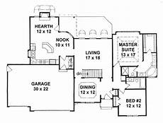 small european style house plans european style house plan 62588 with 2 bed 2 bath 3