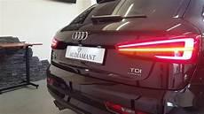 Audi Q3 8u Facelift Led R 252 Ckleuchten Dynamischer Blinker
