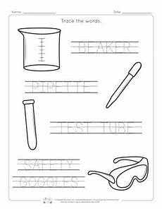 lab equipment worksheets itsy bitsy