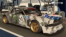 hoonigan ford quot hoonicorn quot mustang forza motorsport wiki