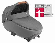 plus stiftung warentest maxi cosi carrycot jade for stroller and car buy