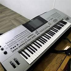 used yamaha tyros 1 88 key digital workstation keyboard