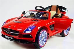 Mercedes SLS 12V Kids Ride On Car USB MP3 Battery Powered