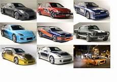 Tout Les Voiture De Fast And Furious 3 Tokyo Drift Mon