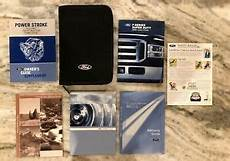 buy car manuals 2006 ford f series engine control 2006 ford f series super duty 6 0l power stroke owners manual ebay