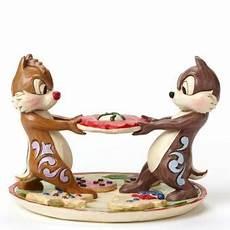 figurine disney noel figurine de no 235 l tic et tac cookie disney traditions