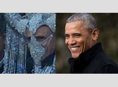 Does This Photograph Show Barack Obama Dressed as Satan?