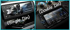 radio doppel din difference between single din and din car system