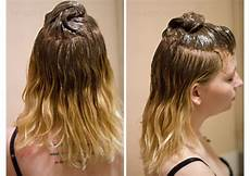 Home Dyeing Hair