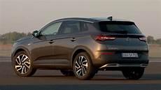 2018 Opel Grandland X Driving Interior Exterior