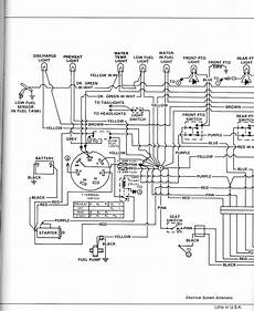 deere 4430 battery wiring diagram for a tractor downloaddescargar com