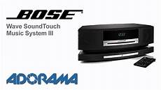 bose wave zubehör bose wave soundtouch system iii product overview